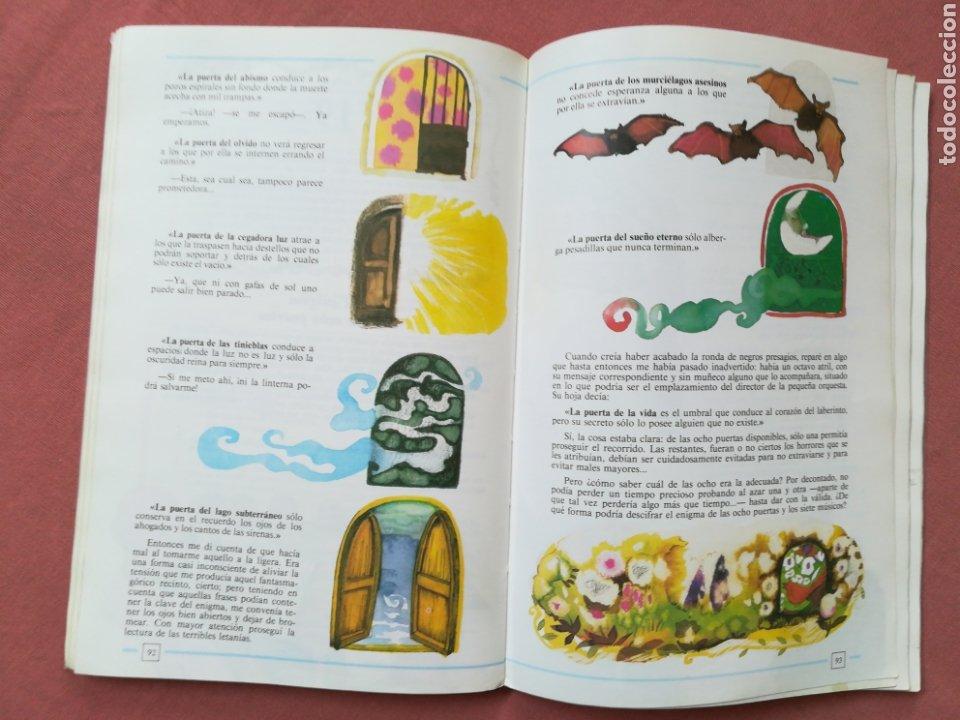 Libros de segunda mano: ANAYA - ANTOS - LECTURAS Y COMENTARIOS - EQUIPO TROPOS - 6º EGB - 1988 - Foto 4 - 180039107