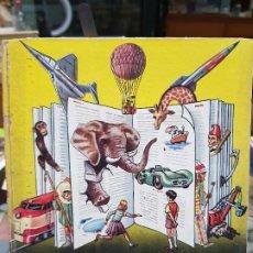 Libros de segunda mano: LIBRO ESCOLAR COLEGIO MUNDO INFANTIL ABREVIADO EDITORIAL MARIN. Lote 180403350