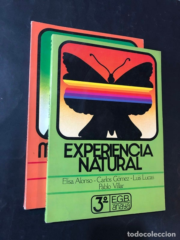 Libros de segunda mano: LIBROS TEXTO / MATEMATICAS - NATURALES / 3º EGB / ED. ANAYA 1982 / SIN USAR - Foto 2 - 180890970