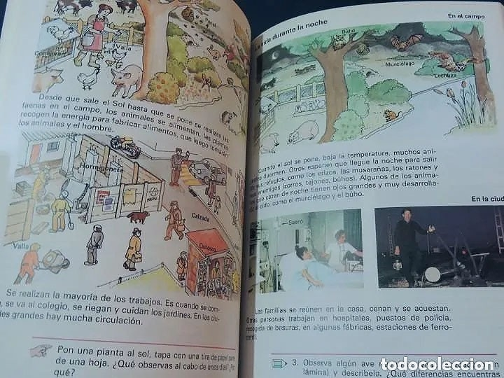Libros de segunda mano: LIBROS TEXTO / MATEMATICAS - NATURALES / 3º EGB / ED. ANAYA 1982 / SIN USAR - Foto 3 - 180890970
