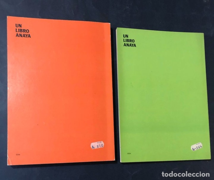 Libros de segunda mano: LIBROS TEXTO / MATEMATICAS - NATURALES / 3º EGB / ED. ANAYA 1982 / SIN USAR - Foto 5 - 180890970
