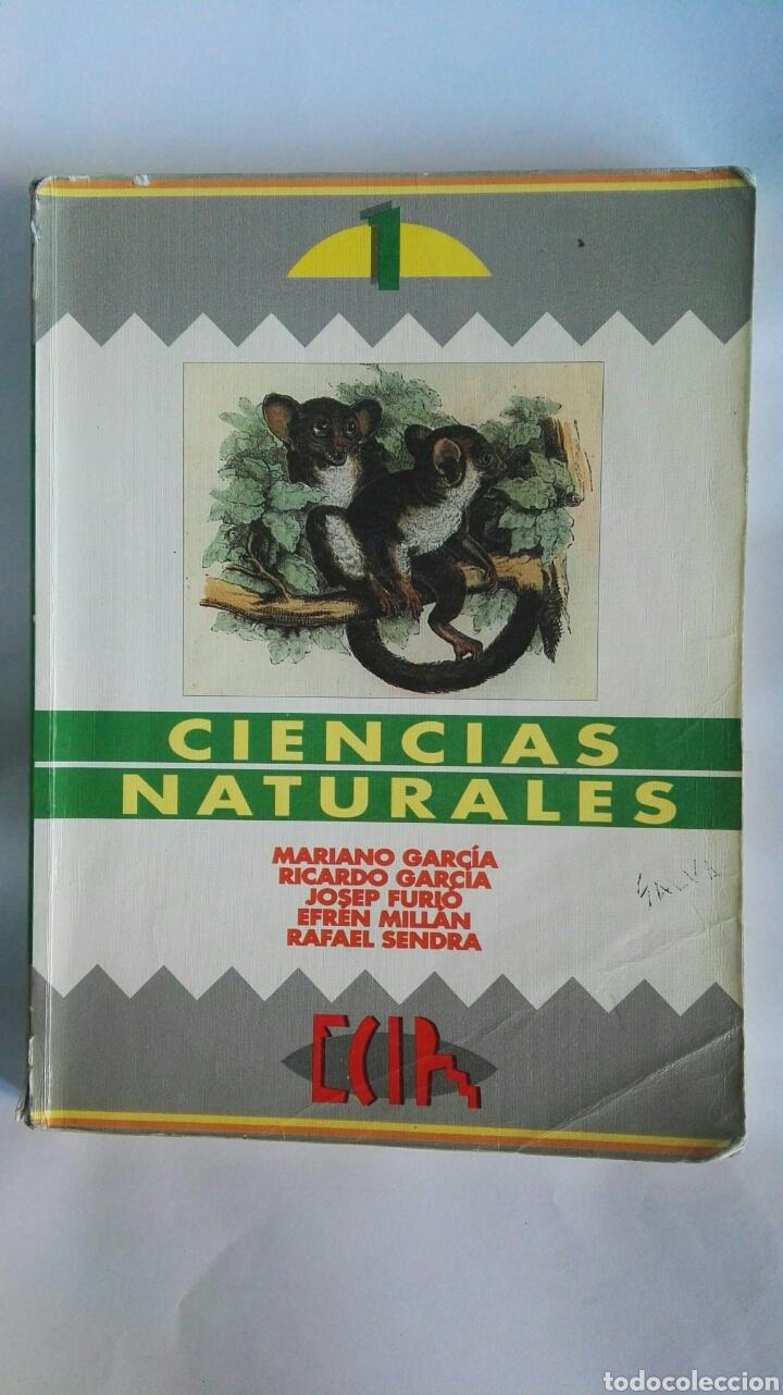 CIENCIAS NATURALES 1 BUP ECIR (Libros de Segunda Mano - Libros de Texto )