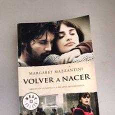 Libros de segunda mano: VOLVER A NACER. Lote 181099307