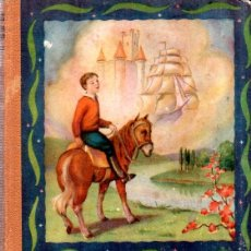 Libros de segunda mano: LECTURAS GRADUADAS. LIBRO SEGUNDO POR EDELVIVES. EDITORIAL LUIS VIVES. 1950.. Lote 181451785