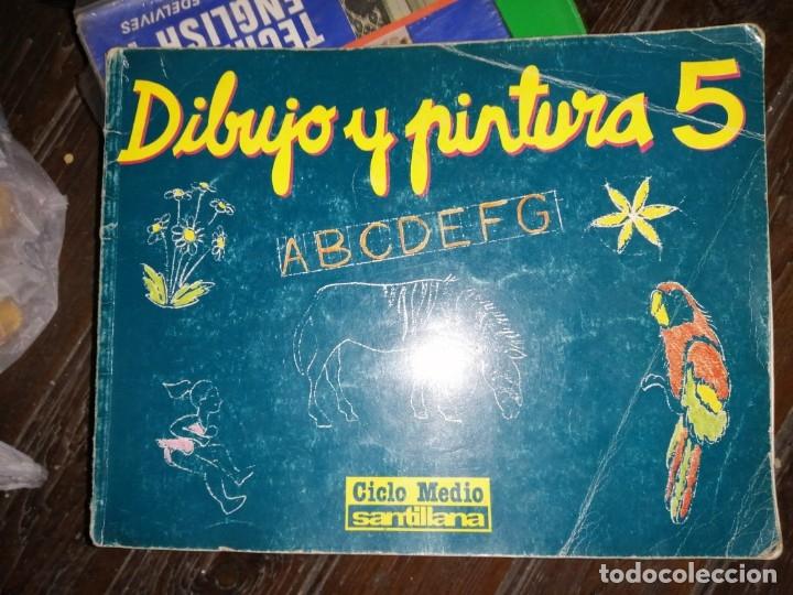 DIBUJO Y PINTURA 5 (Libros de Segunda Mano - Libros de Texto )