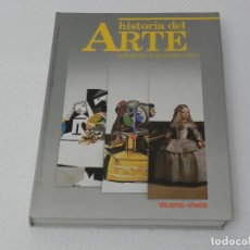 Libros de segunda mano: ** HISTORIA DEL ARTE VICENS VIVES **. Lote 182416643