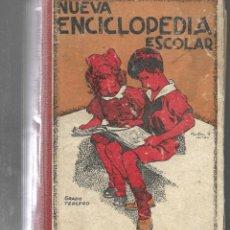 Libros de segunda mano: NUEVA ENCICLOPEDIA ESCOLAR GRADO TERCERO – HIJOS DE SANTIAGO RODRIGUEZ - BURGOS 1947 -. Lote 182501702