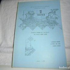 Libros de segunda mano: GEOGRAFIA URBANA DE 2ª DE BUP UN ESTUDIO SOBRE GIJON.LEONARDO BOSQUE-ALFONSO SAN JOSE-CARMEN SUAREZ.. Lote 185886142