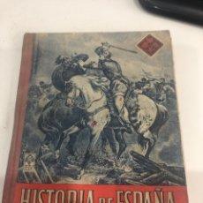 Libros de segunda mano: HISTORIA DE ESPAÑA. Lote 186076302