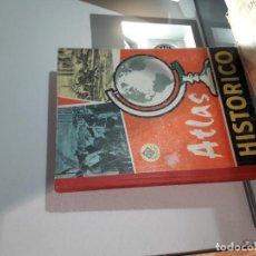 Libros de segunda mano: ATLAS HISTÓRICO ELEMENTAL 1962. Lote 11357412