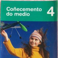Libros de segunda mano: 4º PRIMARIA, COÑECEMENTO DO MEDIO, IMOS INDO, RODEIRA PRIMARIA, 2008 /// MATEMÁTICAS LINGUA INGLÉS. Lote 187221877