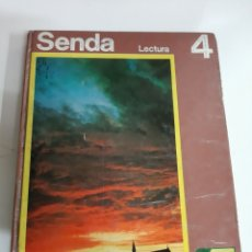 Libros de segunda mano: SENDA LECTURAS 4 ANTILLANA 1972 EGB. Lote 187370062