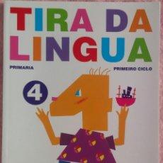 Libros de segunda mano: 4º PRIMARIA, TIRA DA LINGUA, ANAYA, 2007 /// MATEMÁTICAS MÚSICA PLÁSTICA LECTURAS INGLÉS RELIGIÓN. Lote 187372162
