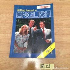Libros de segunda mano: ENGLIS PARTE 1 Y 2. Lote 189185098