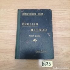 Libros de segunda mano: ENGLISH. Lote 189222780