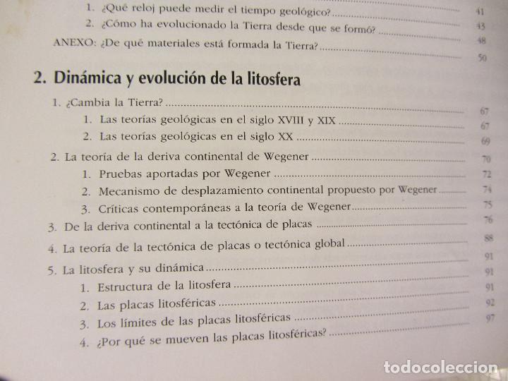Libros de segunda mano: BIOLOGÍA - GEOLOGÍA. VV.AA. 1º BACHILLERATO. EDITA: EREIN 1997. 349 PÁGINAS. COMO NUEVO. - Foto 11 - 174898157