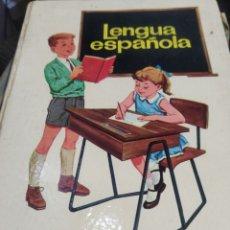 Libros de segunda mano: LENGUA ESPAÑOLA DE CUATRO CURSO. ED.SM. Lote 189597127
