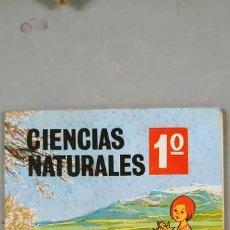 Libros de segunda mano: CIENCIAS NATURALES 1º PRIMERO ANIMALES PLANTAS SM S.M 1969. Lote 189757375