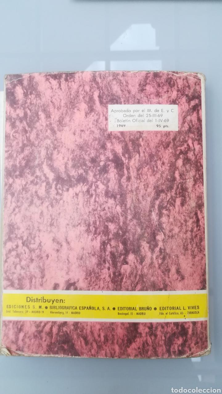Libros de segunda mano: Matemática Moderna de Primero. Libro de 1969. - Foto 3 - 191003190