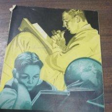 Libros de segunda mano: GRAFICAS AFRODISIO AGUADO. S. A. OBRAS DE TIPO ESCOLAR Y EDUCATIVO.. Lote 191881562