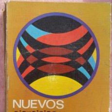 Libros de segunda mano: NUEVOS EJERCICIOS Y PROBLEMAS, LIBRO DEL MAESTRO, 1º A 8º E.G.B. (EVEREST, 1974) /// MATEMÁTICAS. Lote 192255575