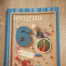 Libros de segunda mano: LENGUA 6 PRIMARIA.. Lote 192744812