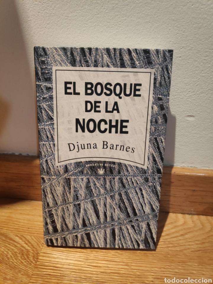 El Bosque De La Noche De Djuna Barnes Comprar Libros De Texto En Todocoleccion 193192332