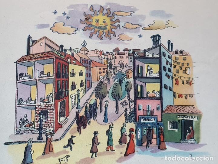 Libros de segunda mano: ALBUM PARA ILUMINAR. CONSEJOS DE HIGIENE DENTAL DE LA DIRECCIÓN GENERAL DE SANIDAD. - Foto 8 - 194216246