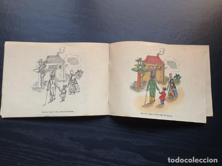 Libros de segunda mano: ALBUM PARA ILUMINAR. CONSEJOS DE HIGIENE DENTAL DE LA DIRECCIÓN GENERAL DE SANIDAD. - Foto 9 - 194216246