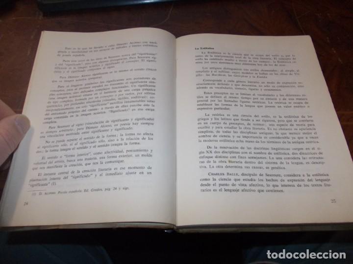 Libros de segunda mano: Didáctica de la literatura española. Luisa Yravedra. 2ª curso (Plan 1967) Edit. Ochoa - Foto 4 - 194318670
