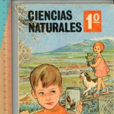 Libros de segunda mano: CIENCIAS NATURALES 1, EDICIONES SM. ANIMALES Y PLANTAS. Lote 194318862
