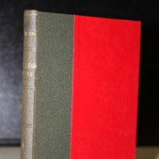 Libros de segunda mano: FLORILEGIO LATINO. VOLUMEN PRIMERO. PARA ALUMNOS DE PRIMER CURSO DE LATÍN.. Lote 194322091