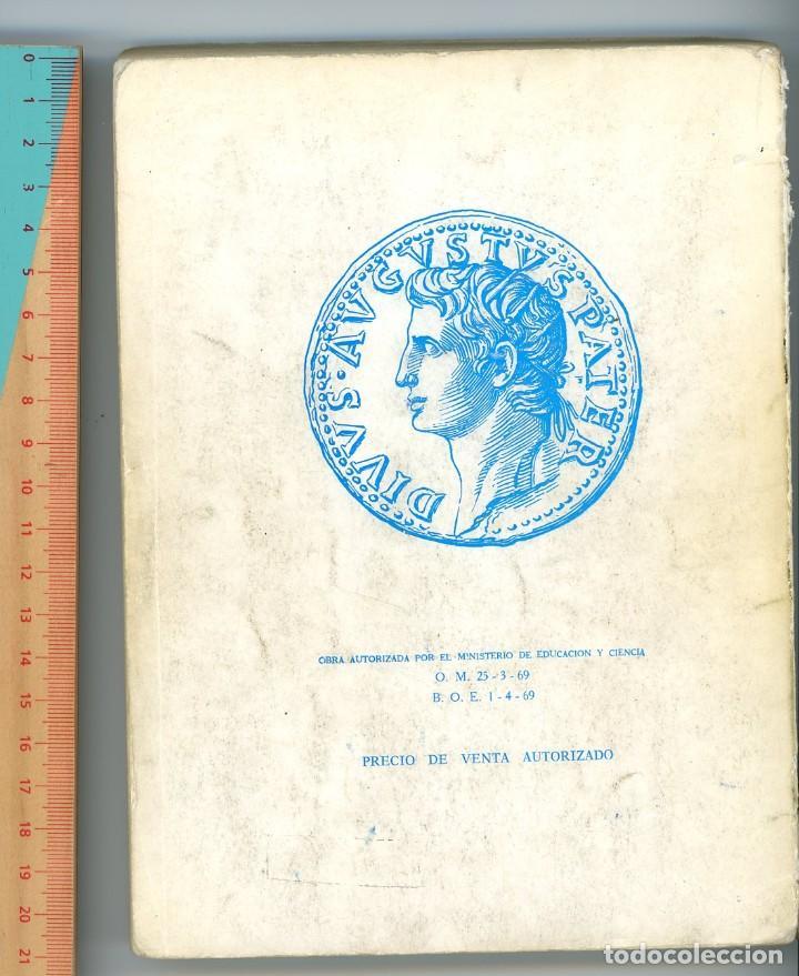 Libros de segunda mano: Método de Latín para 3º y 4º de Bachillerato. Emilio Fornés, SL. - Foto 3 - 194322746