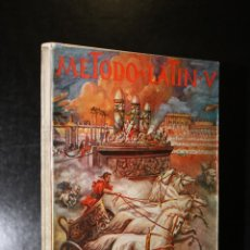 Libros de segunda mano: MÉTODO DE LATÍN. QUINTO CURSO. ANTOLOGÍA LATINA.. Lote 194334090