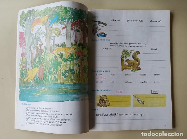 Libros de segunda mano: Travesía 2 - Ciclo Inicial EGB Lenguaje - Editorial Cincel - Foto 2 - 194513815
