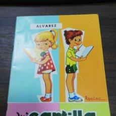 Libros de segunda mano: MI CARTILLA. TERCERA PARTE. JESUS Y ANTONIO ALVAREZ PEREZ. DIBUJANTES AGUILAR Y SANTANA. 1966.. Lote 194580223