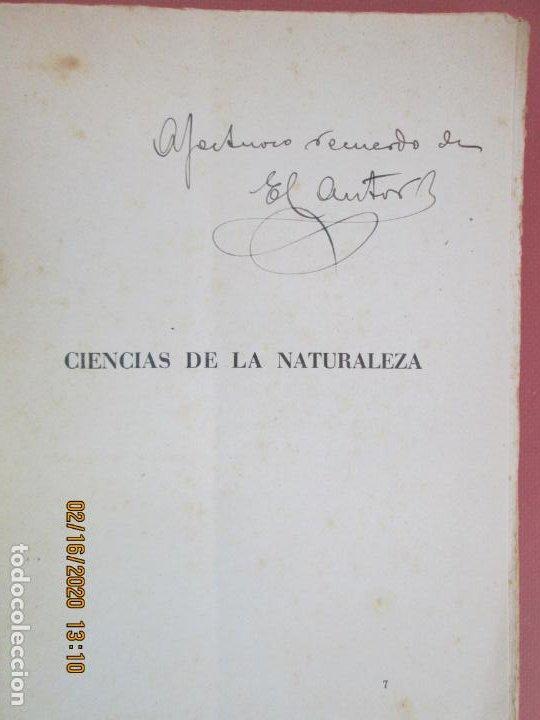 Libros de segunda mano: CIENCIAS DE LA NATURALEZA , SEGUNDO CURSO - JOSE TABOAS SALVADOR - 1943 - Foto 3 - 194627775