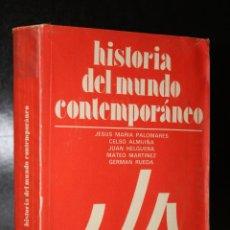 Libros de segunda mano: HISTORIA DEL MUNDO CONTEMPORÁNEO.. Lote 194706785