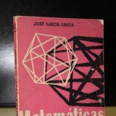 Libros de segunda mano: MATEMÁTICAS. CUARTO CURSO.. Lote 194708432