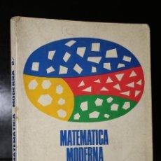 Libros de segunda mano: MATEMÁTICAS. SEGUNDO CURSO. PLAN 1967.. Lote 194709227