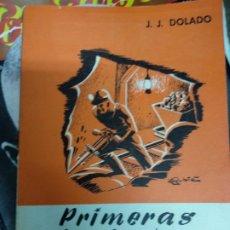 Libros de segunda mano: PRIMERAS MATERIAS - J.J. DOLADO. Lote 194731282
