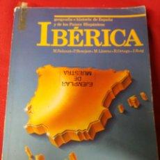 Libros de segunda mano: IBERICA B.U.P.3. Lote 194864121