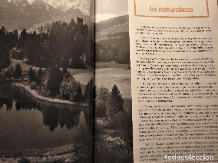 Libros de segunda mano: Páginas 6, Antología básica de textos, Montes-Soler, E.G.B, 1988 - Foto 7 - 194895731