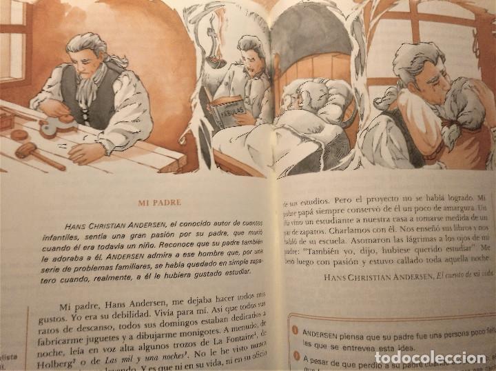 Libros de segunda mano: Páginas 6, Antología básica de textos, Montes-Soler, E.G.B, 1988 - Foto 9 - 194895731