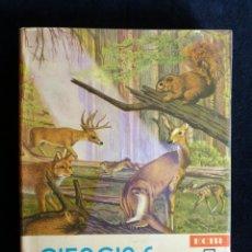 Libros de segunda mano: CIENCIAS NATURALES, 1º B.U.P. ECIR, 1984. Lote 194926010