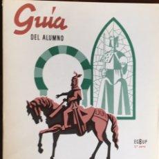 Libros de segunda mano: EGB/ BUP QUESADA. GUIA DEL ALUMNO HISTÒRIA DE ESPAÑA 2. Lote 194933888