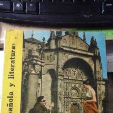 Libros de segunda mano: LENGUA ESPAÑOLA Y LITERATURA, 4º (MADRID, 1967). Lote 194937017