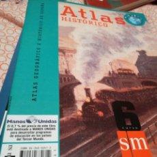 Libros de segunda mano: LIBRILLO ATLAS 2004. Lote 194976958
