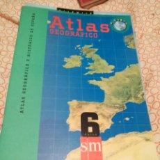 Libros de segunda mano: LIBRILLO ATLAS GEOGRAFÍCO 2004. Lote 194976983