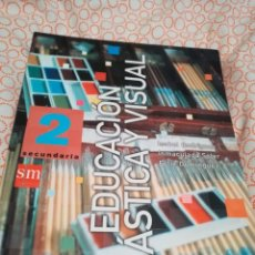 Libros de segunda mano: LIBRO EDUCACIÓN PLÁSTICA Y VISUAL 2004. Lote 194977063